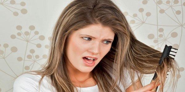 Erros relacionados com o cabelo