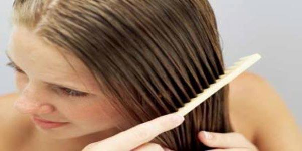 Como evitar um cabelo oleoso