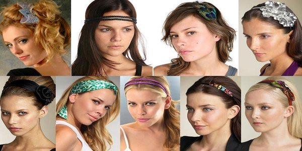 Ideias para melhor usar os acessórios no cabelo