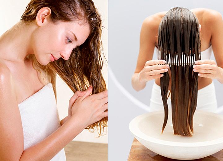 hidratar cabelos danificados sem efeitos secundários